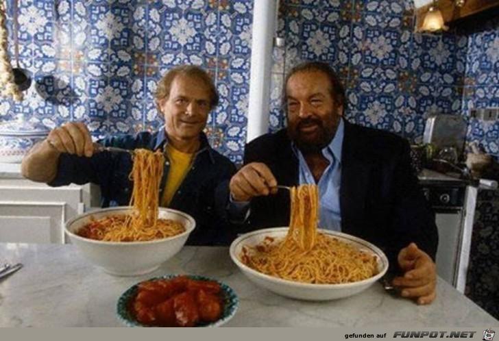 So gute Spagetti
