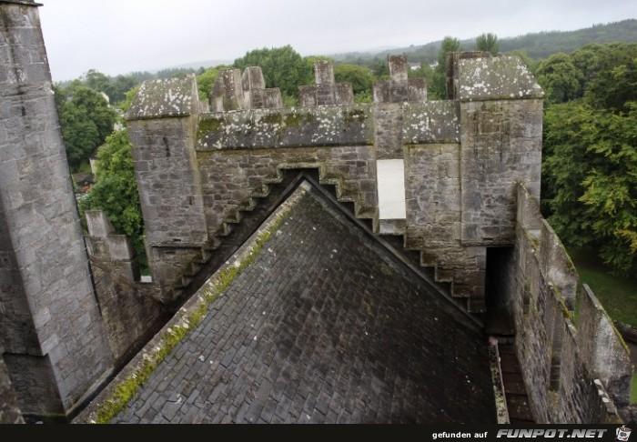 Bunratty Castle in der Nähe von Galway, Irland