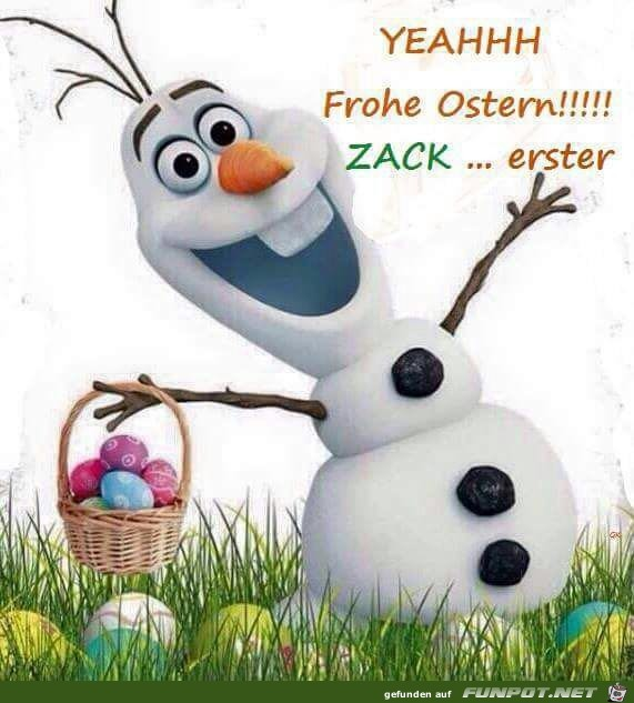Yeahh,frohe Ostern!!!!