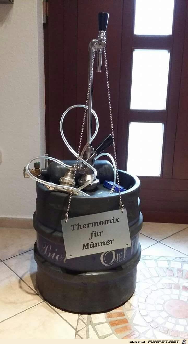 Thermomix für Männer