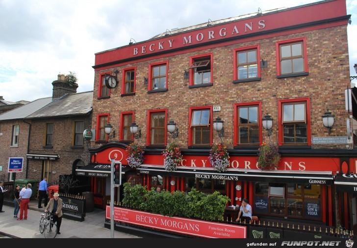 Impressionen aus Dublin