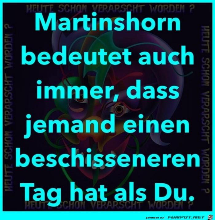Martinshorn