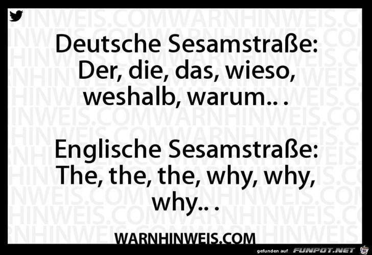 Sesamstrasse