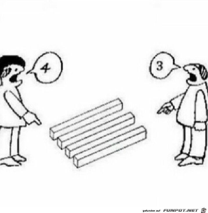Beides stimmt
