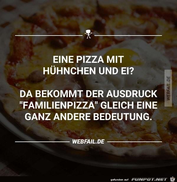 Witze pizza 86+ Olympic