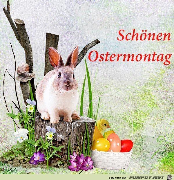 Schoenen Ostermontag