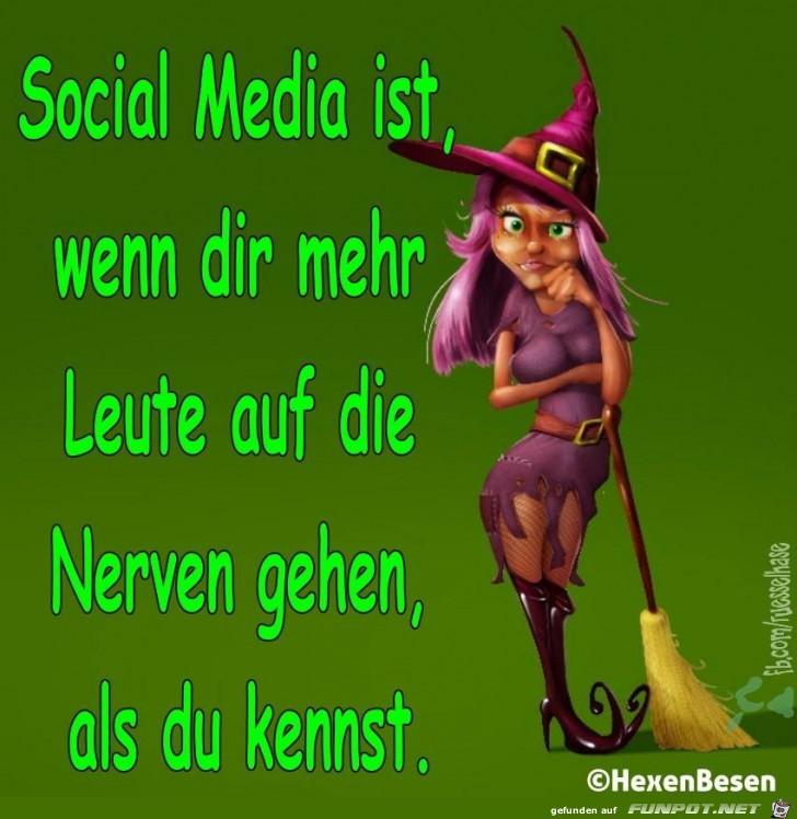 Social Media ist