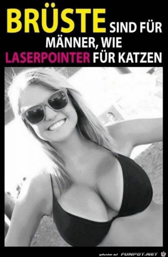Laserpointer für Männer
