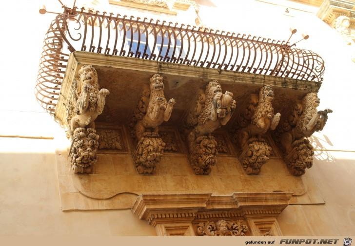 Impressionen aus der Barockstadt Noto (Sizilien)