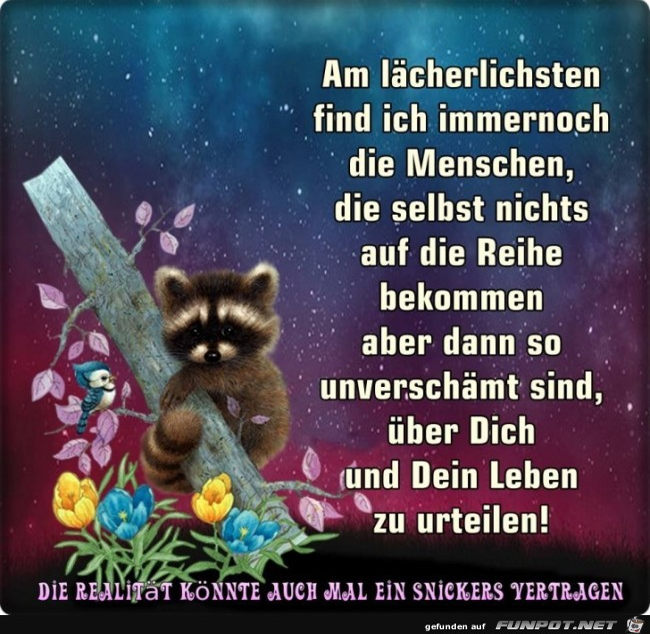 Laecherlich