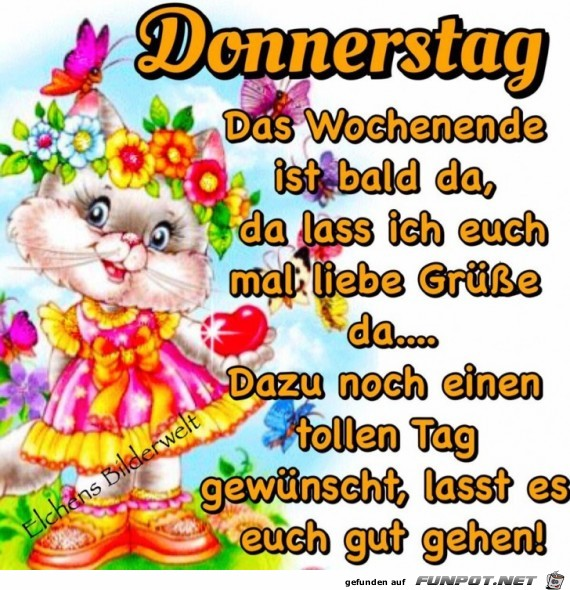 Donnerstag -