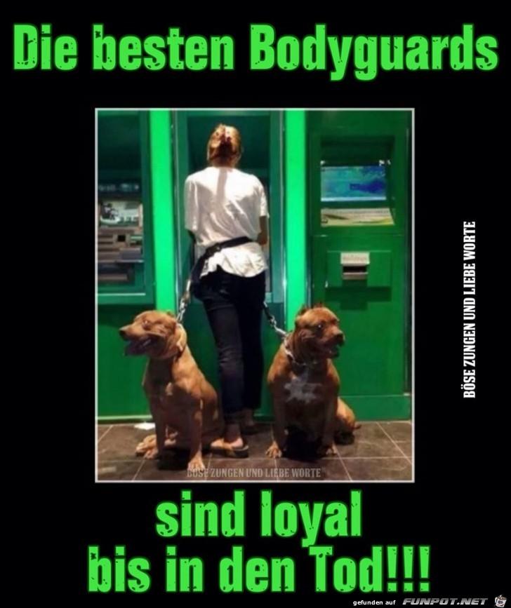 Die besten Bodyguards