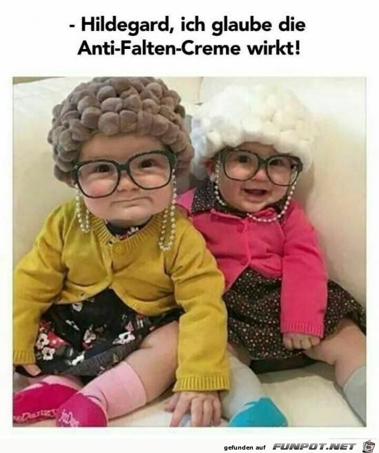 Antifaltencreme