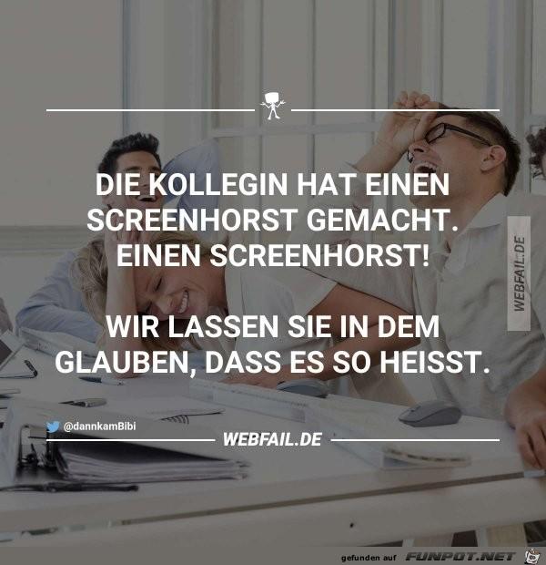 Screenhorst