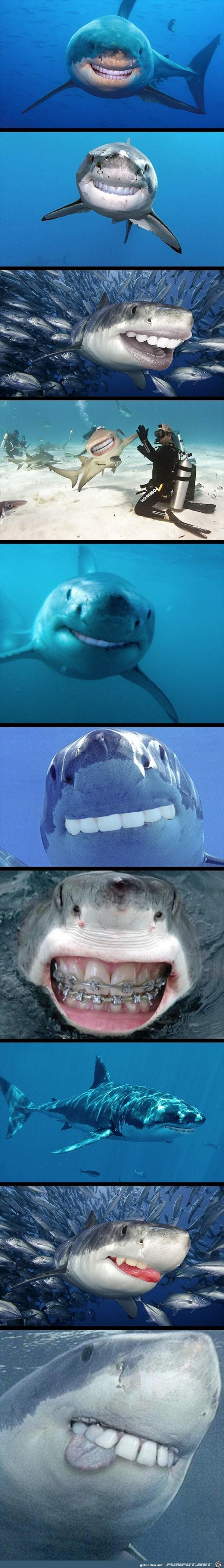 Super Zähne