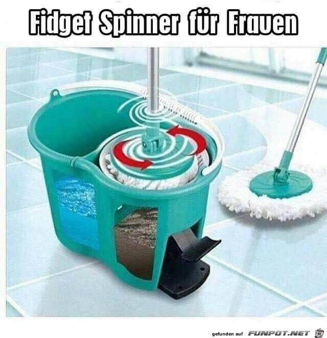Fidget Spinner für Frauen