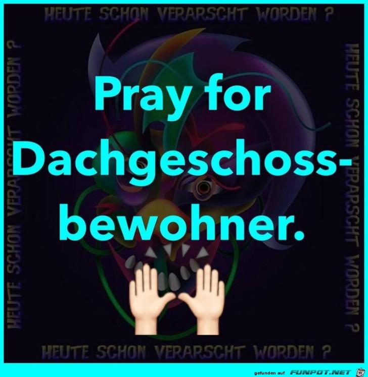 Pray of