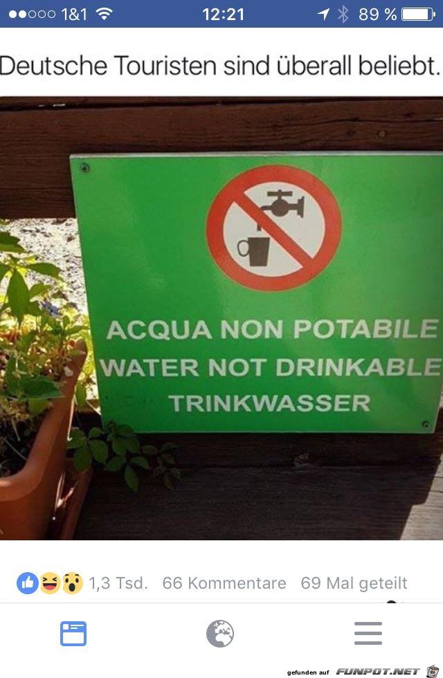 Deutsche Touristen