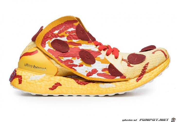 Pizzaturnschuh