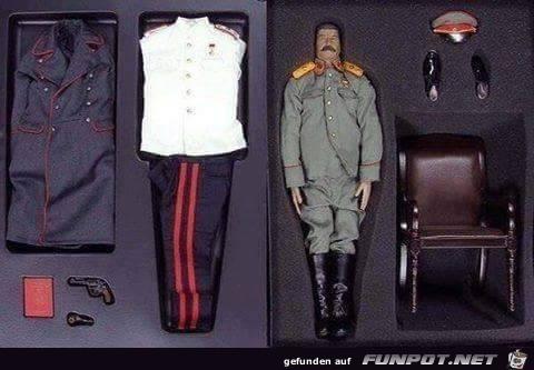 Stalin-Puppe