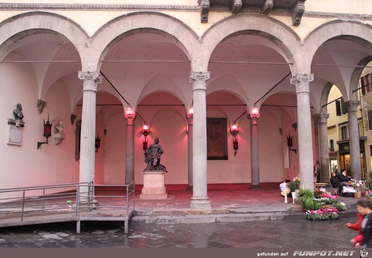 mehr Impressionen aus Lucca