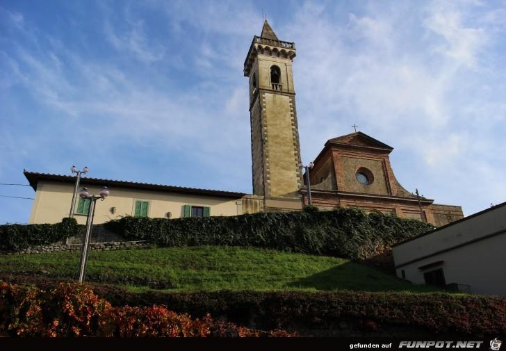 Impressionen aus (der Geburtsstadt von Leonardo da) Vinci