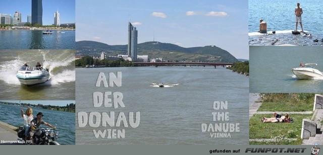 an der Donau Wien