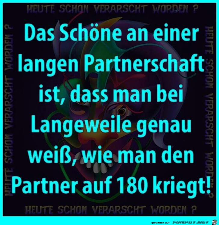 Lange Partnerschaft