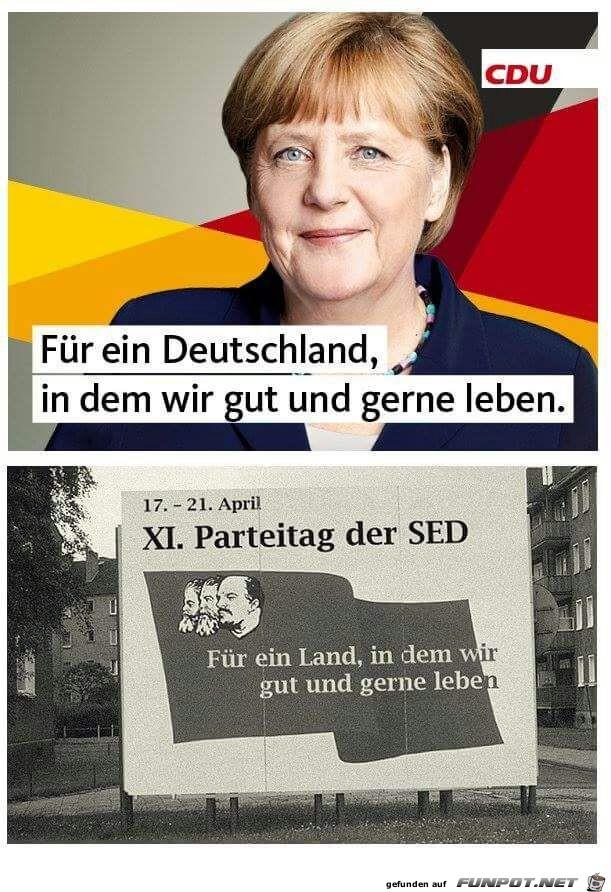 CDU - Für ein Deutschland