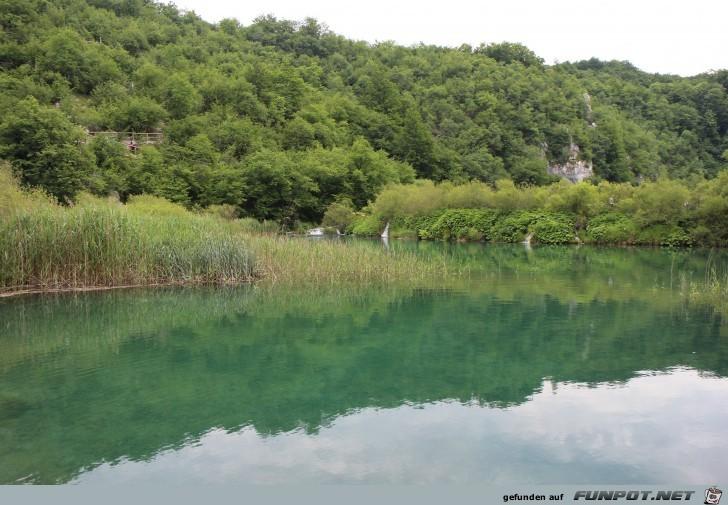 mehr Impressionen von den Plitwitzer Seen