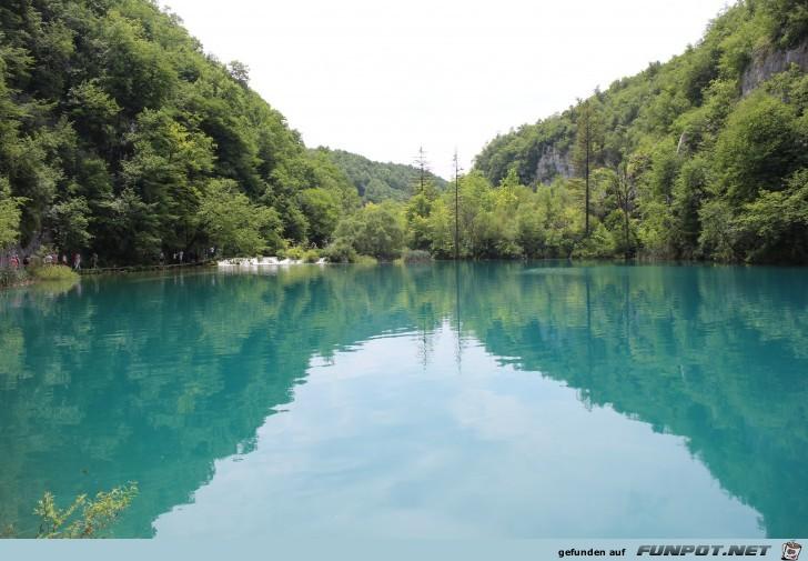 noch mehr Impressionen von den Plitwitzer Seen