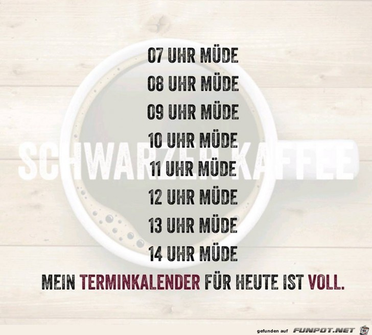Alle Termine voll