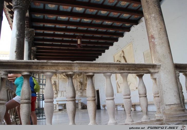 Impressionen aus Trogir (Kroatien)