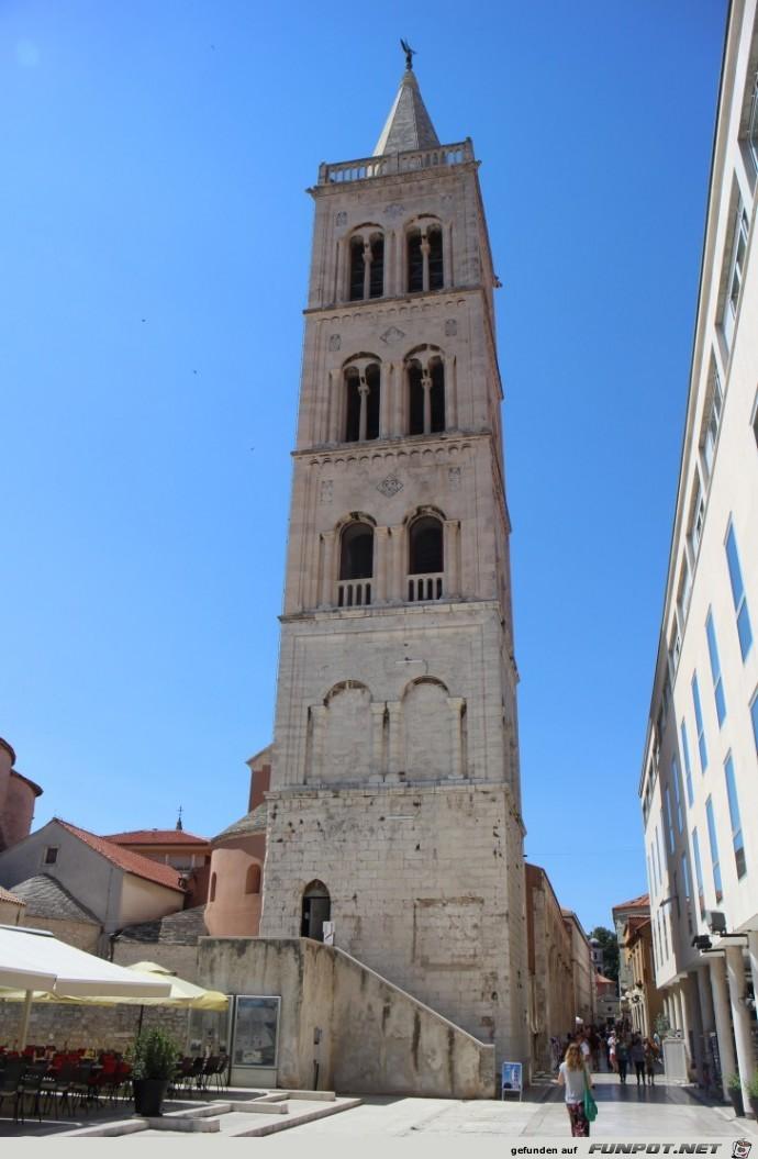 Impressionen aus Zadar (Kroatien)