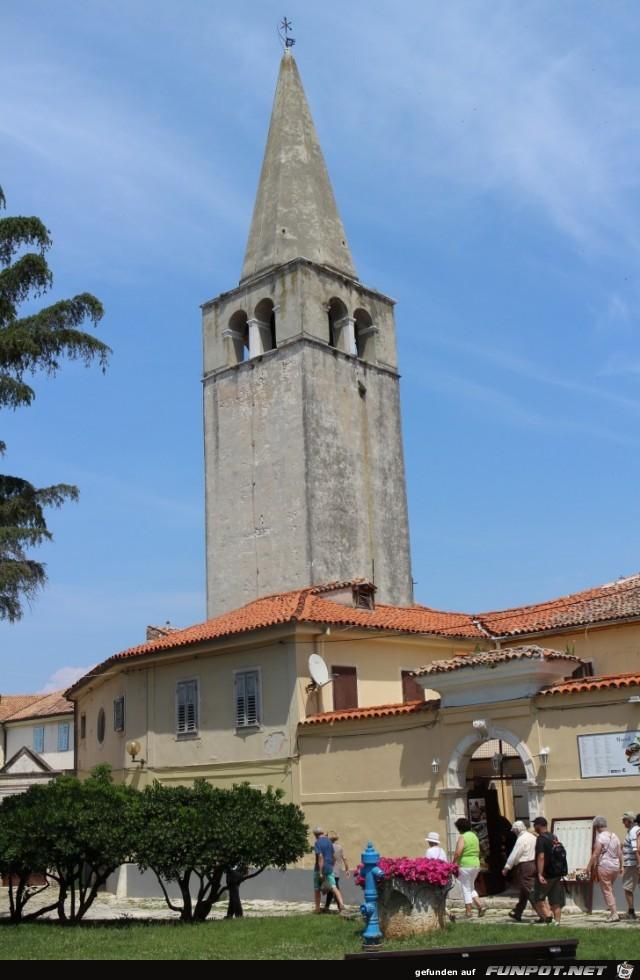 Impressionen aus Porec (Istrien)