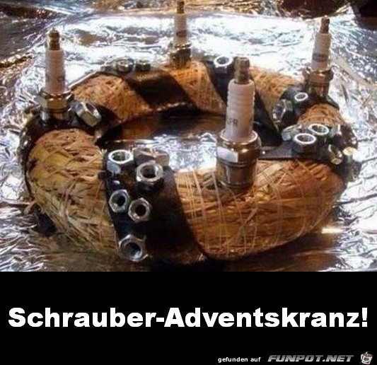 Schrauber-Kranz