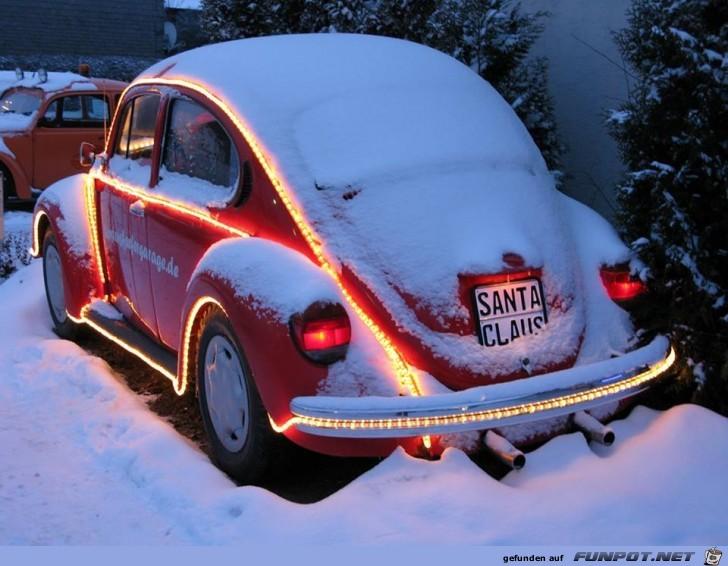witzige Bilder aus verschiedenen Blogs zum Thema Weihnachten
