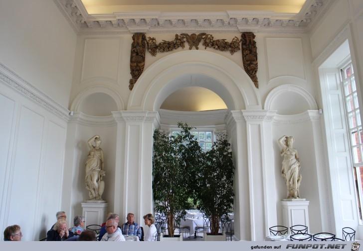 der Kensington Palast in London