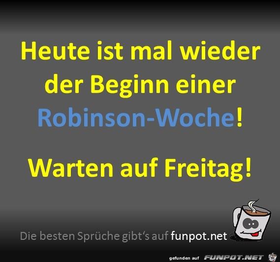 Robinson-Woche