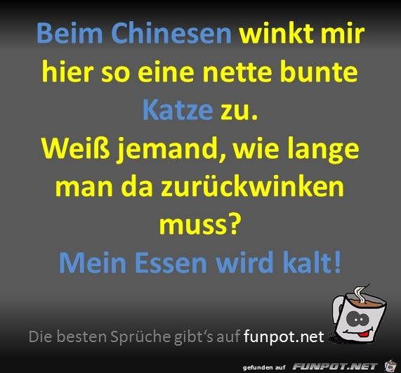 Beim Chinesen