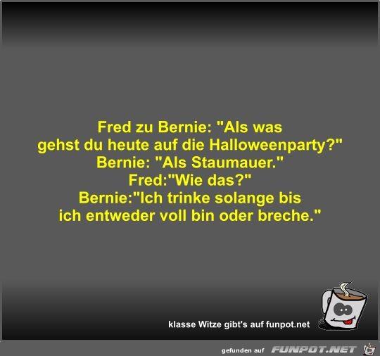 Fred zu Bernie