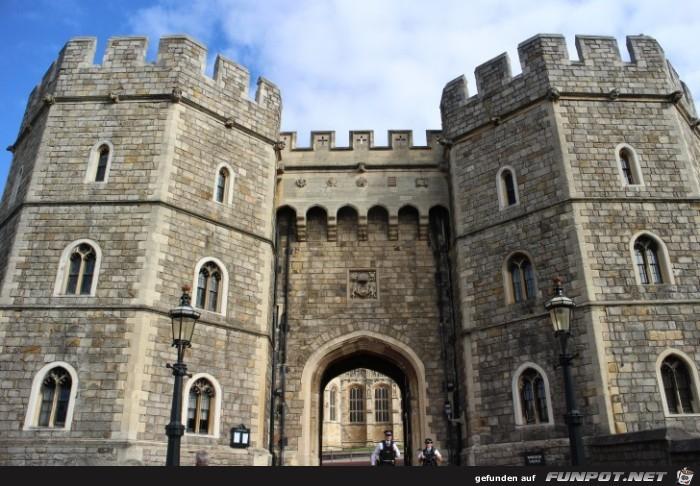 Impressionen aus Windsor Castle