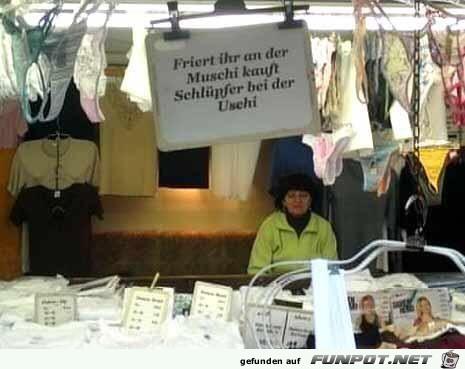Freiet ihr an der Muschi....