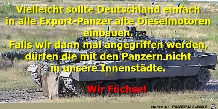 Export-Panzer