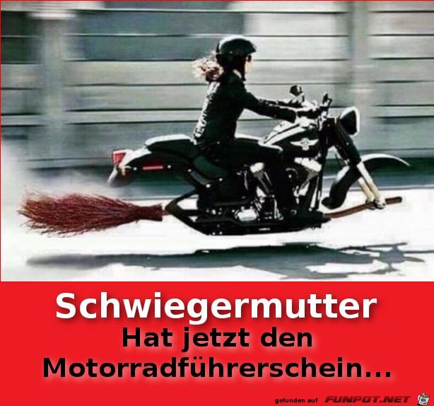 Motorradfuehrerschein
