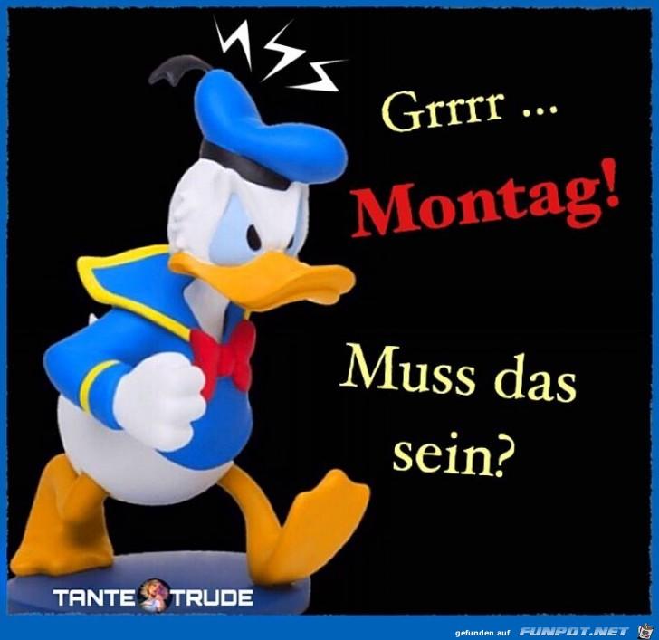 Grrrr Montag