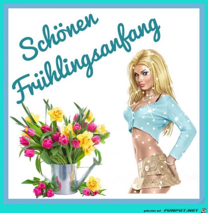 Frühlingsanfang