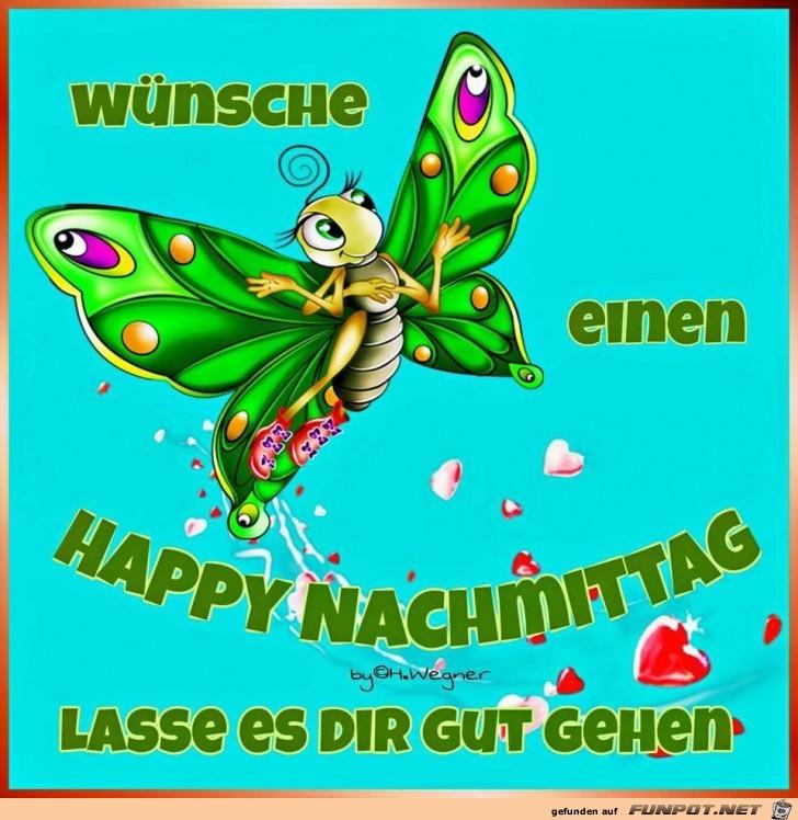 Happy Nachmittag