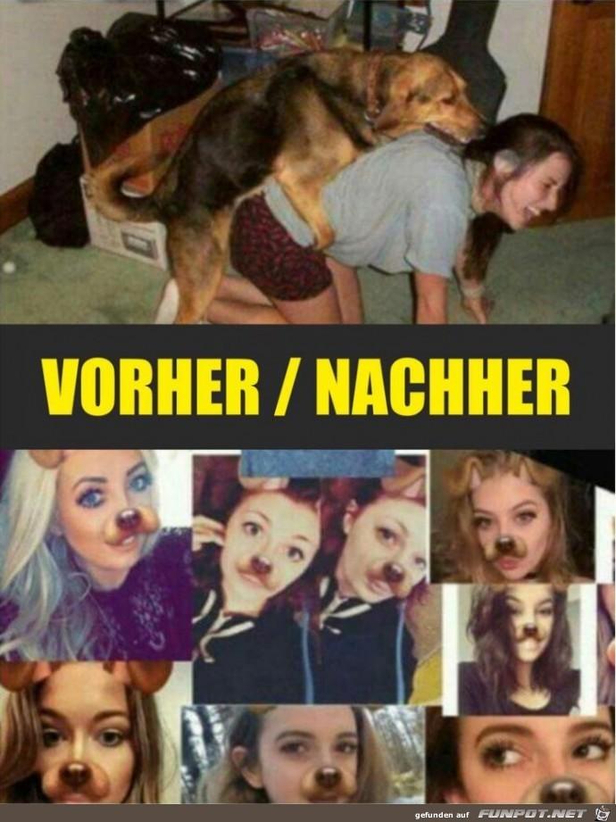 Vorher/Nachher