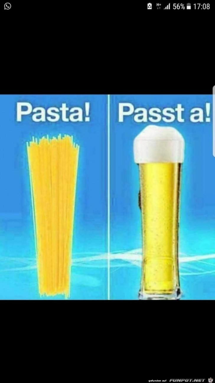 Pasta vs Passt a